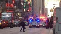 Una explosión durante la hora pico cerca de la Terminal de Autobuses de la Autoridad Portuaria sacudió la mañana  en Nueva York  . El centro, a solo unas cuadras...