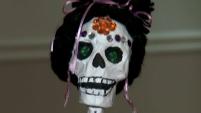 """Una de las figuras representativas de la celebración del Día de los Muertos es """"La Catrina"""" mexicana y en la zona de Chicago, varios..."""