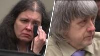Dos de las víctimas  leyeron mensajes propios y de sus hermanos dedicados a sus padres, David y Louise Turpin, quienes fueron condenados el viernes a...