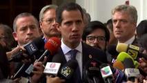 Venezolanos apelan al corazón de los militares