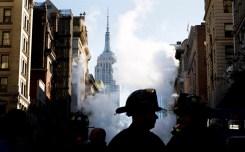 La poderosa explosión que madrugó a Manhattan