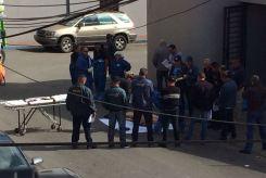 Fotos: Sangrienta escena en Comerio