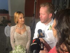 ¡Sorpresa! Alexandra revela boda secreta a Bernier