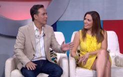 Jorge Castro y Alfonsina Molinari hablan de su embarazo