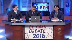 Gran debate con Pieliso y el Dr. Ricky Queselló