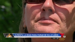 Video: California eleva de 18 a 21 la edad legal para fumar