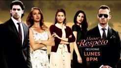 Honor y Respeto│Lunes a las 8 p.m. por Telemundo