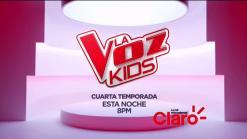 La Voz Kids│ Esta noche a las 8PM