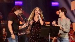 Las estrellas ensayan en la víspera de los Premios Billboard