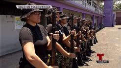 Poder femenino se impone en escuadra de la Policía