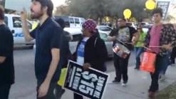 Duras protestas contra candidatos republicanos