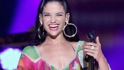 Natalia Jiménez muestra su pancita de embarazada