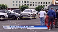 Balacera  culmina con tres heridos tras intervención del NIE