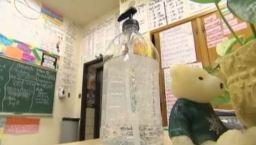 El peligro oculto del gel antibacterial para tus niños