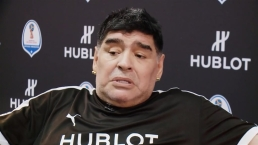 "Maradona: ""No doy a Argentina como favorito en este mundial"""