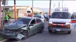 Atropellan a policía y paramédico en Gurabo