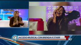 Brenda K Starr retorna con ambiciosa propuesta musical