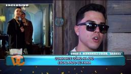 Darkiel cuenta cómo fue escogido para interpretar el papel de Nicky Jam
