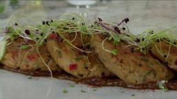 En la cocina: Crab Cakes