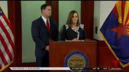 Gobernador Ducey se decide por Martha McSally