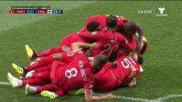 Así fue el primer gol de Inglaterra, frente a Túnez