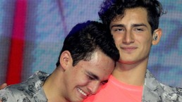 Hijo de Niurka forma parte de primera pareja gay protagónica en una telenovela