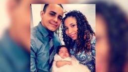 Joven y su bebé pierden la vida en Florida