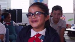 La crisis tras el huracán a través de los ojos de los niños
