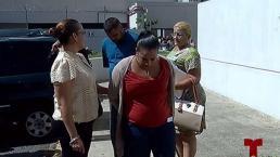 Policía: Mujer enviaba fotos de su hija desnuda al novio