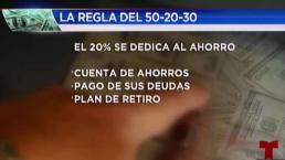 Telemundo Responde: Cómo ahorrar dinero