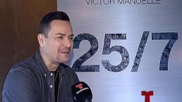 Victor Manuelle acepta el reto con el reggaeton
