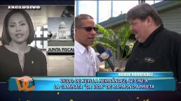 Viudo de Keylla Hernández radica querella contra canal de tv