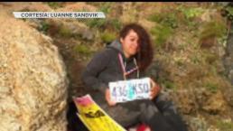 De milagro: joven cae por un acantilado y sobrevive 7 días con múltiples fracturas