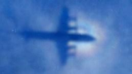 """Con las horas contadas para hallar al avión """"fantasma"""""""