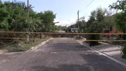 Zanja gigante causa evacuaciones