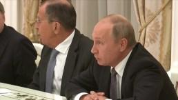 Putin y Trump se reunirán en noviembre