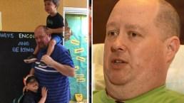 Tenía fiebre y termina sin piernas ni manos: padre vive pesadilla