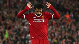 ¿Qué hay de malo en esta foto de Salah?