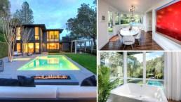 Por dentro: gobernador de California pone a la venta su lujosa mansión por $6 millones
