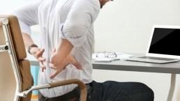 ¡Acaba el dolor de espalda!