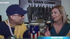 Acaba caso legal por marihuana del rapero Ñengo Flow