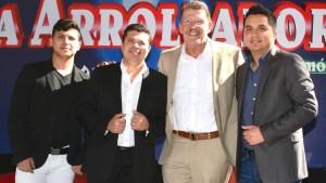 La Arrolladora Banda El Limón está lista para los Latin AMAs