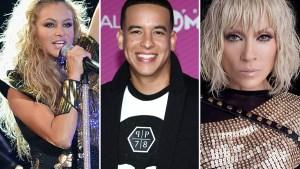Artistas ponen toque musical en Latin AMAs 2015