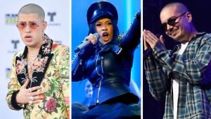Bad Bunny, Cardi B y J. Balvin irán tras el Grammy