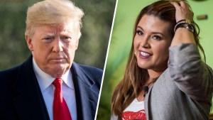 """Alicia Machado arremete contra Trump: """"es un odiador"""""""