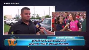 Denisse Quiñones tiene un ''date'' con Jay Fonseca