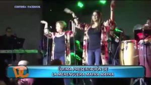 Descansa en paz Mayra Mayra