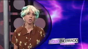 Doña Maceta en ''Gato Encerrado''