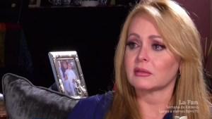 Gaby Spanic en llanto: me han amenazado de muerte