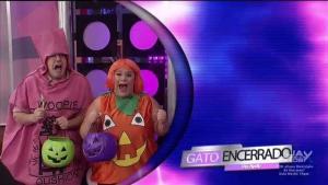 Halloween y el terror llegan a Gato Encerrado